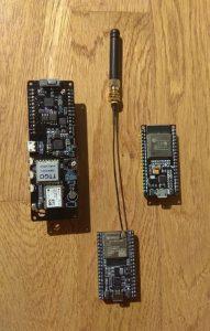 ESP32 modules